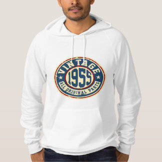 Vintage 1955 All Original Parts Hoodie