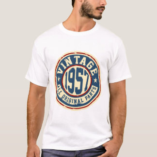 Vintage 1957 All Original Parts T-Shirt