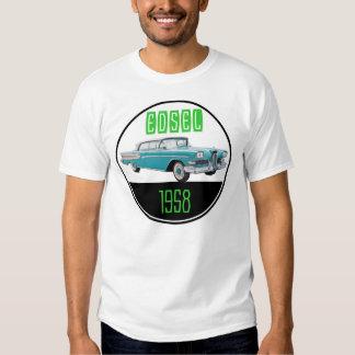 Vintage 1958 Edsel Logo Tees