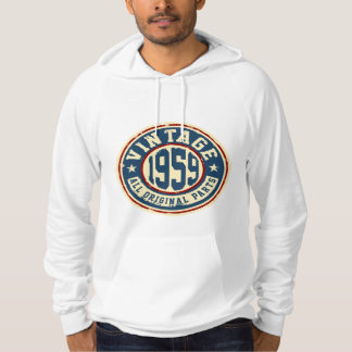 Vintage 1959 All Original Parts Hoodie