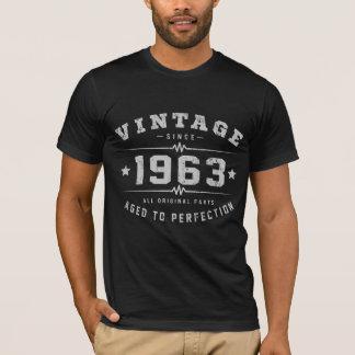 Vintage 1963 Birthday T-Shirt