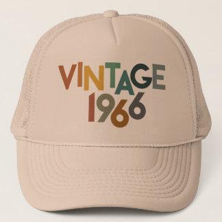 Vintage 1966 Trucker Hat