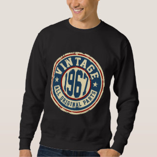 Vintage 1967 All Original Parts Sweatshirt
