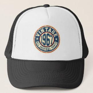 Vintage 1967 All Original Parts Trucker Hat