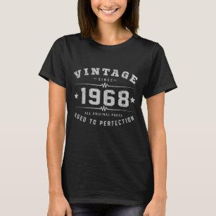65d8a50f Made In 1968 T-Shirts & Shirt Designs | Zazzle.com.au