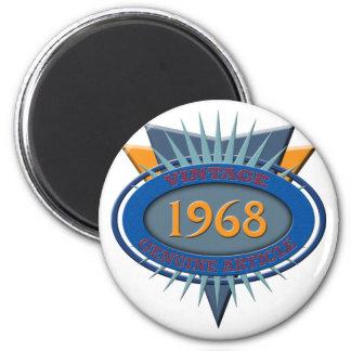 Vintage 1968 magnet