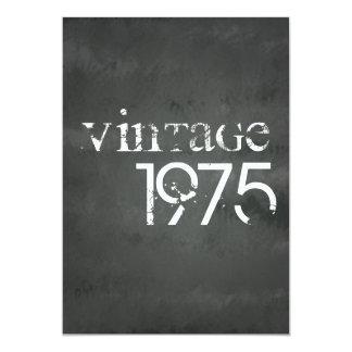 Vintage 1975 card