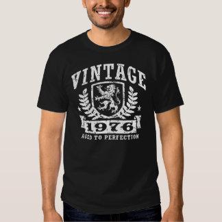 Vintage 1976 shirts