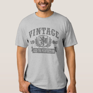 Vintage 1986 tee shirts