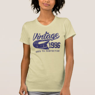 Vintage 1986 tshirts