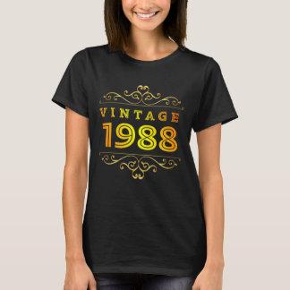 Vintage 1988 Costume. 30th Birthday T-Shirt. T-Shirt