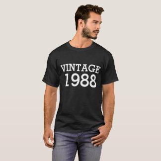 Vintage 1988 Shirt -30th Birthday Shirt