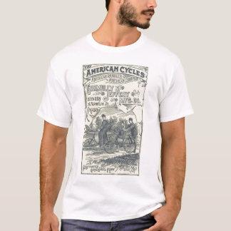 Vintage 19th Century Bicycle Shirt
