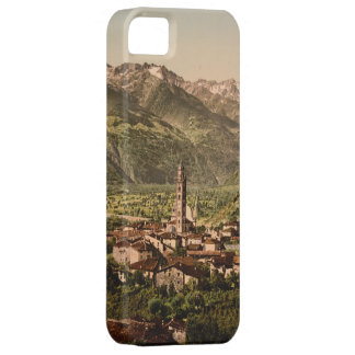Vintage 19th century Tirano, Lombardy, Italy Case For The iPhone 5