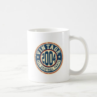 Vintage 2004 All Original Parts Coffee Mug