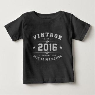 Vintage 2016 Birthday Baby T-Shirt