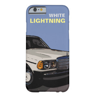 VINTAGE 240D BARELY THERE iPhone 6 CASE