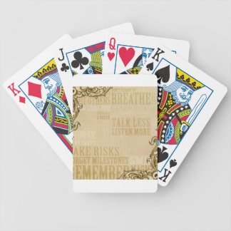 vintage #2 poker deck