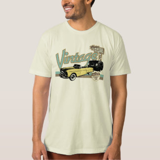 Vintage '53 Packard with Trailer T-Shirt