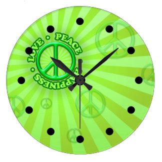Vintage 60's Wall Clocks