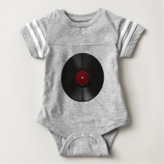 Vintage 78 rpm record transparent PNG Baby Bodysuit