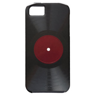 Vintage 78 rpm record transparent PNG iPhone 5 Cover