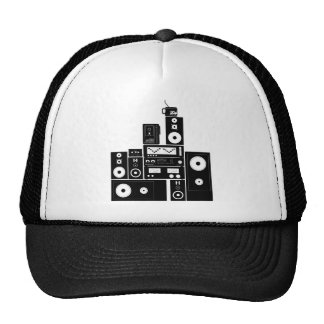 """Vintage 80s Stereo Gear """"Auto Reverse"""" Hat"""