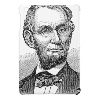 Vintage Abe Lincoln Bust Case For The iPad Mini