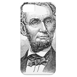 Vintage Abe Lincoln Bust Case For The iPhone 5