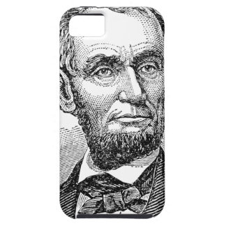 Vintage Abe Lincoln Bust iPhone 5 Cover