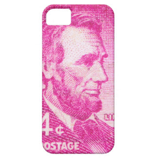 Vintage Abraham Lincoln iPhone 5 Cover