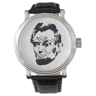 Vintage Abraham Lincoln Watch