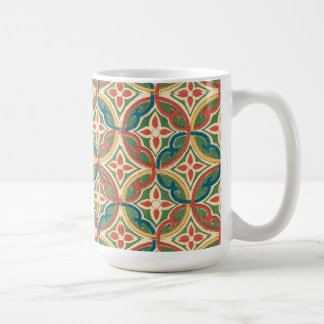 Vintage Abstract 19 Coffee Mugs