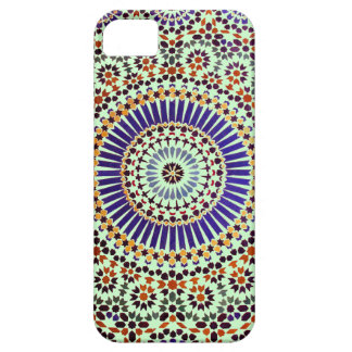 Vintage Abstract Floral Pattern iPhone 5 Covers