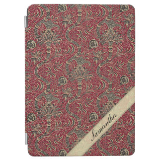 Vintage Abstract Flower Design iPad Air Cover