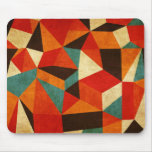 vintage abstract mousepad