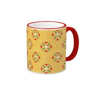 Vintage Abstract Mug