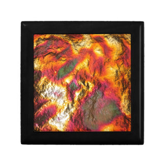 Vintage Abstract Multi-Layer Gift Box