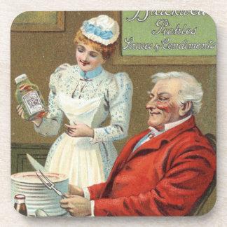 Vintage Advertisement Coaster
