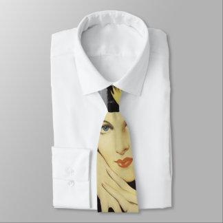 Vintage Advertisement Hand Cream Woman Blond Hair Tie