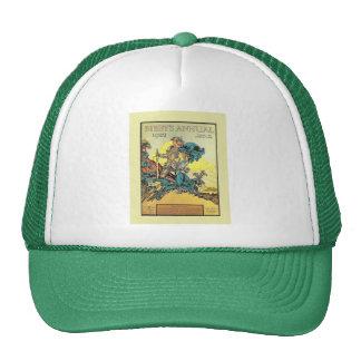 Vintage advertising Bibby s Annual 1922 Mesh Hats