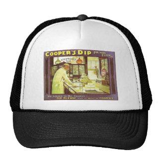 Vintage Advertising, Early Twentieth Century Hats