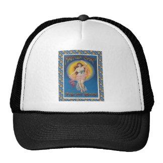 Vintage advertising mesh hats