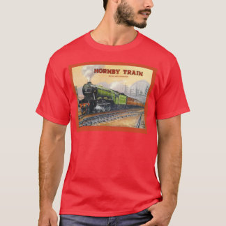 Vintage Advertising, Hornby Train sets T-Shirt