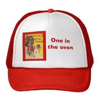 Vintage advertising Horwicks Baking Powder Trucker Hat