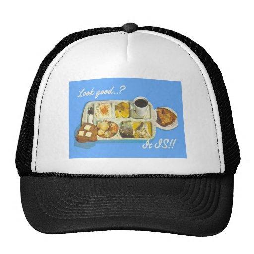 Vintage advertising, Look Good, It is Hat