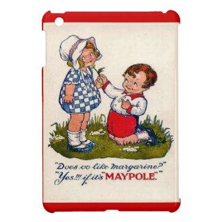 Vintage advertising, Maypole Margarine iPad Mini Cases