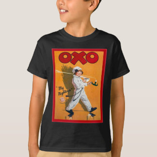 Vintage advertising, Oxo, my nightcap T-Shirt