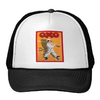 Vintage advertising Oxo my nightcap Trucker Hat