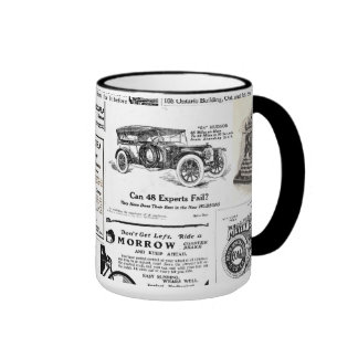 Vintage Advertisments Coffee Mug